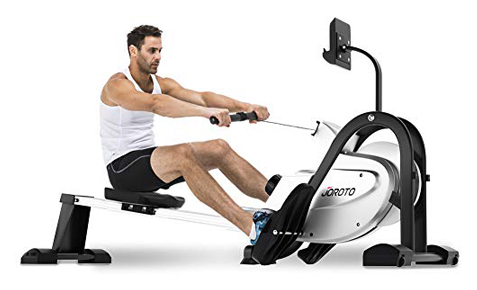 JOROTO Magnetic Rower Rowing Machine