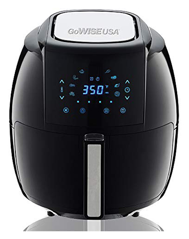 GoWISE USA 1700-Watt 5.8-QT 8-in-1 Digital Air Fryer